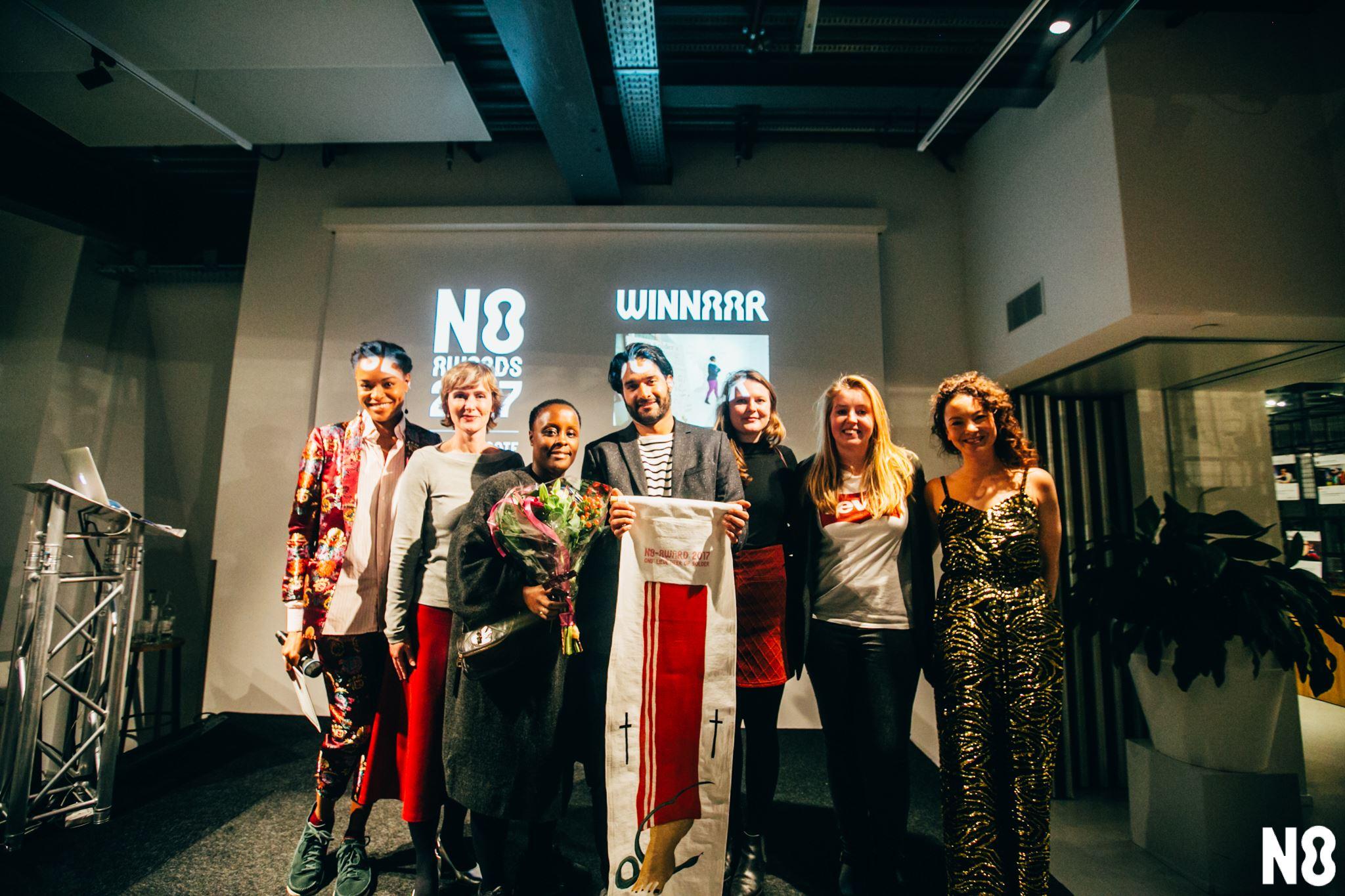 Winner N8 Awards